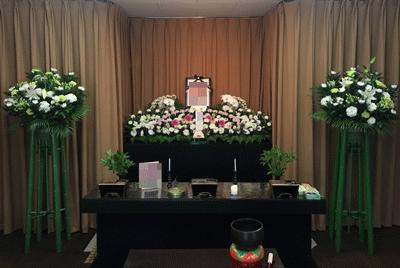 火葬式画像